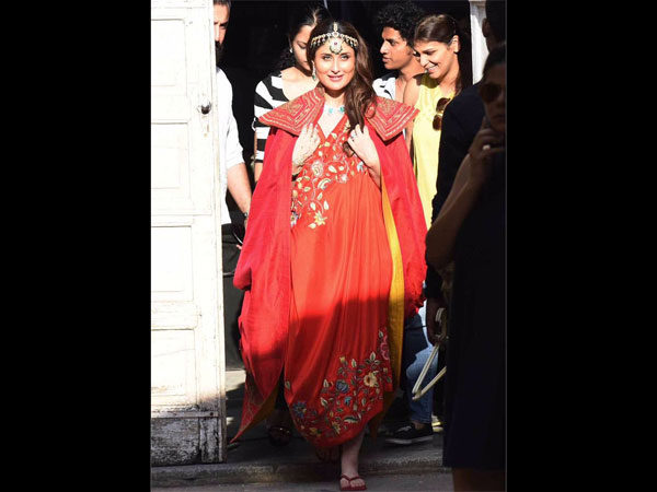 Kareena Kapoor Khan Acing Maternity Fashion
