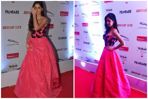 Katrina Kaif at Filmfare Glamour and Style Awards 2016