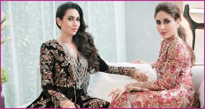 Kareena Kapoor Khan and Karisma Kapoor Looked Royal and Gorgeous On This Magazine Cover