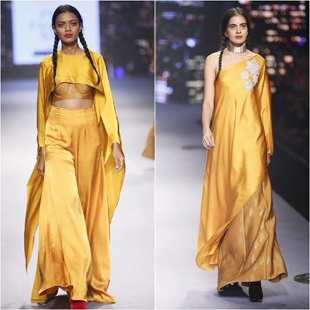 AIFW SS17 Masaba Gupta's collection