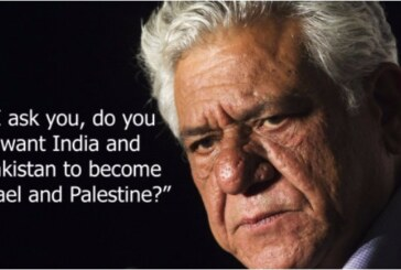 Veteran Actor Om Puri Just Dishonoured the Memory of a Slain Soldier, and India is Not Pleased