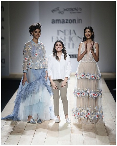 AIFW SS17 Pallavi Mohan's not so serious collection