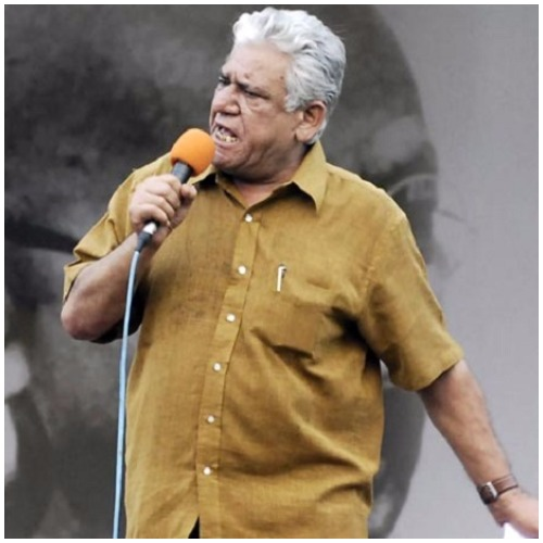 Om Puri Apologises to army officers