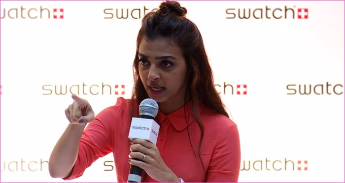 Radhika Apte Gives a Befitting Reply to the Journalists Who Tries to Flare Her Nude Scene Controversy Again