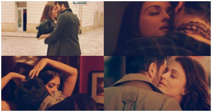Ranbir kapoor Says 'Maine Mauke Pe Chauka Maar Diya' On Intimate Scene With Aishwarya Rai