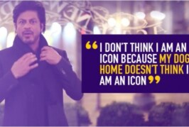 SRK's Hilarious Acceptance Speech On BeingAwarded Global Icon Is The Best Thing You'll See Today!