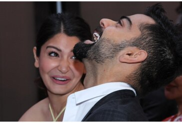 LOL!! Virat Kohli and Anushka Sharma Make Their Way Into The Exam Question Paper!