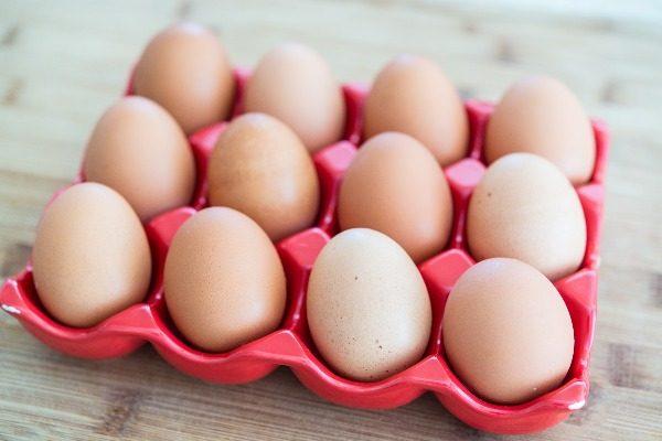 Healthy Breakfast food for glowing skin