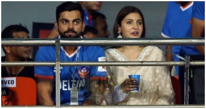 Pics Alert: Anushka Sharma and Virat Kohli spotted Together in Goa is Going Viral