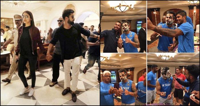 Pics Alert: Anushka Sharma Makes Virat Kohli's Birthday Special In The Most Adorable Way!