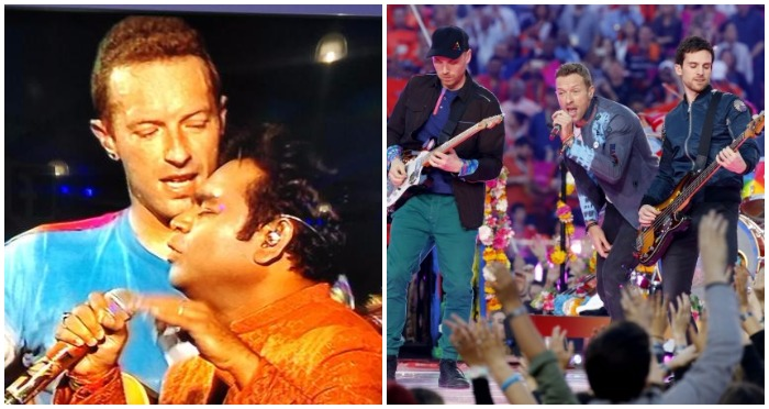 Coldplay Concert Videos: Chris Martin Singing 'Maa Tujhe Salaam' And 'ChannaMereya' Is Real Madness!