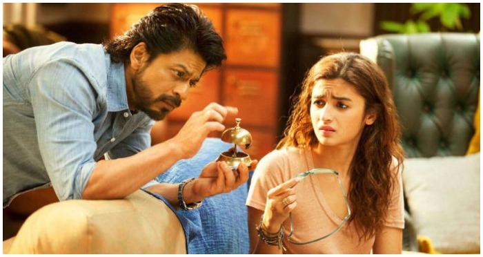 #DearZindagiTake4: SRK Tells Us How We Are Not Allowed To Express Hate, Anger and Sadness During Childhood