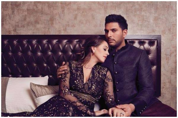 Yuvraj Singh and Hazel wedding details