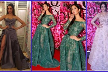 Deepika Padukone, Katrina Kaif, Kareena, Shahid And Others Dazzled At Lux Golden Rose Awards Red Carpet