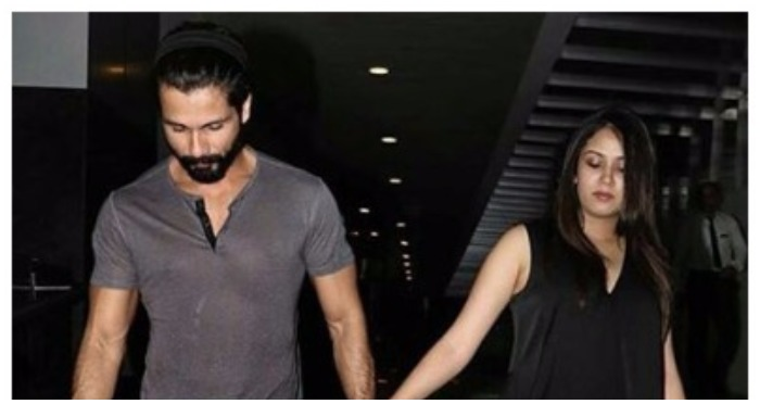 Look!! Shahid Kapoor and Mira Rajput Spotted Hand in Hand at a Romantic Dinner Date