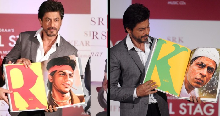"""SRK Launches """"25 Years Of A Life"""" Showcasing His Incredible Journey From Just Delhi Boy to King Khan"""