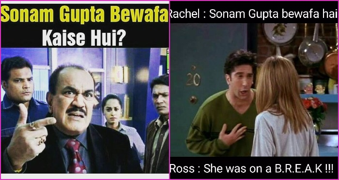 #SonamGuptaBewafaHai Memes That Will Make You ROFL in The Long ATM Queues