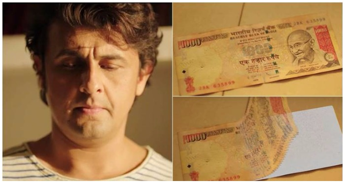 Video: Sonu Nigam Beautifully Makes Us Realize The Value Of 'Kaagaz' After The Note Ban!