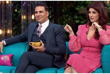 "Koffee With Karan 5: Twinkle Khanna Says Khans Have ""Some extra inches"" and Akshay Don't"