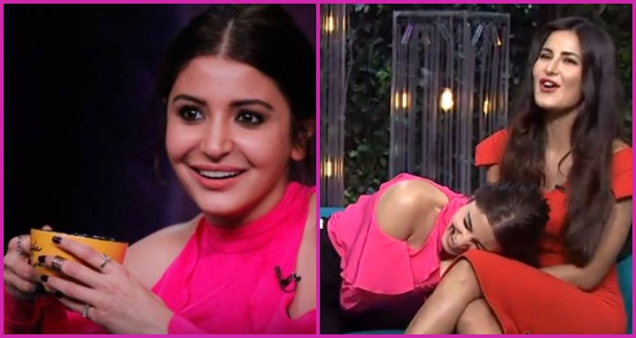 LOL! Did You Know That Anushka Sharma Is Deaf from One Side?