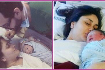 Pics Alert! These Pics of Kareena Kapoor Khan and Saif Ali Khan With Baby Taimur Ali Khan Are Too Cute