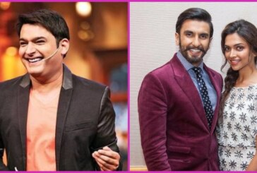 Comedian King Kapil Sharma Beats Deepika and Ranveer, Gains 7th Position in Forbes Celebrity 100 list