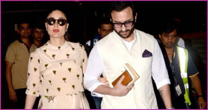 Kareena Kapoor Khan and Saif Ali Khan Blessed With Baby Boy Taimur Ali Khan Pataudi!