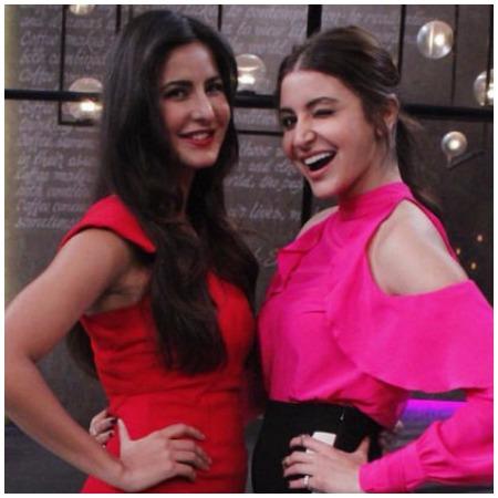 Karan Johar revealed Anushka Sharma Is Deaf from One Side