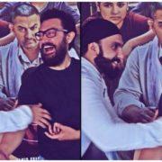Ranveer Singh Embarrassed Aamir Khan