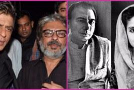 Shah Rukh Khan to Essay the Role of Eminent Urdu Poet Sahir Ludhianvi For Sanjay Leela Bhansali