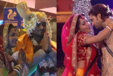 Photos: Monalisa And Vikrant Singh Rajpoot Finally Tied The Knot In Bigg Boss 10 House!
