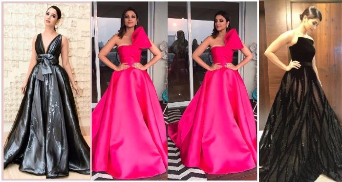 Bollywood Divas From The Filmfare Awards 2017