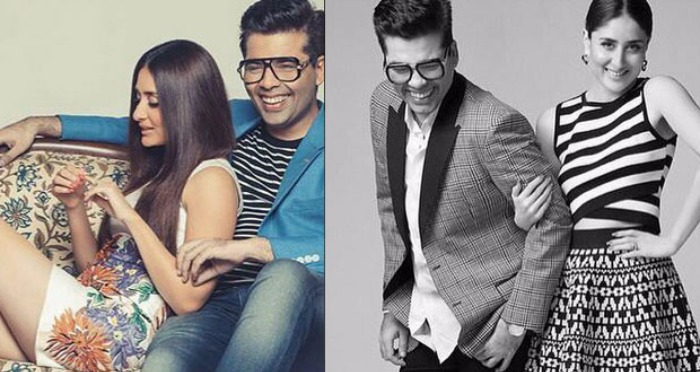"She Asked For The Same Money That Shah Rukh Was Getting"": Karan Johar On His Fallout With Kareena Kapoor Khan"