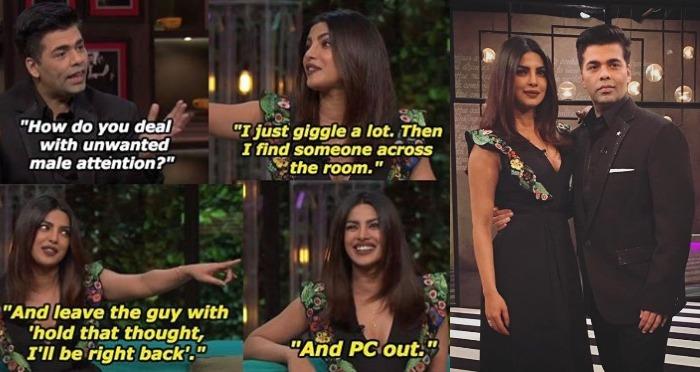 Being Single to Facing Racism: 7 Bold Revelations Made By Priyanka Chopra On Koffee With Karan 5!