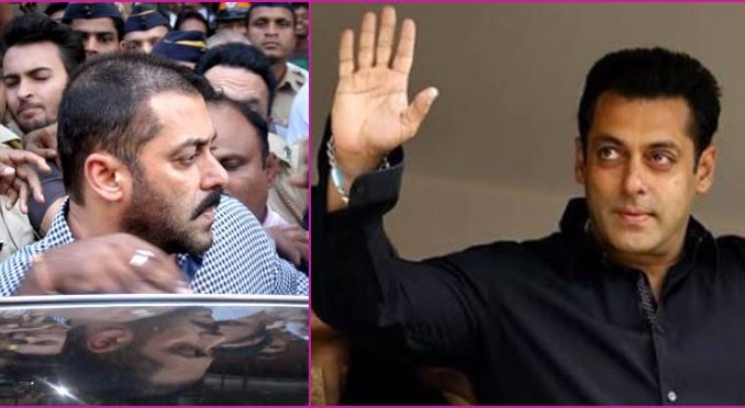Salman Khan Acquitted Of The Arms Acts Violation