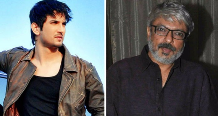 Dropping His Surname, Sushant Singh Rajput Has a Unique Way to Protest Against The Assault on Sanjay Leela Bhansali