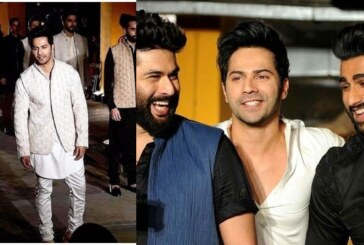 Lakme Fashion Week 2017 Day 1: Varun Dhawan Brings A Surprising Twist As He Walks The Ramp For Kunal Rawal!