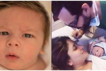 Kareena Kapoor and Saif Ali Khan's Charming Toddler Taimur Ali Khan's Looks Is Stunning Us!
