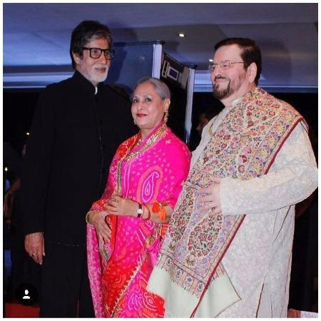Neil Nitin Mukesh and Rukmini Sahay wedding Reception Party