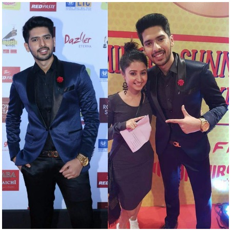 Armaan Malik Best Dressed Bollywood Actors at Mirchi Music Awards 2017
