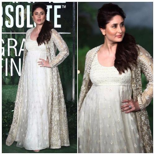 lakme fashion week 2017 Kareena Kapoor Khan for anita dongre