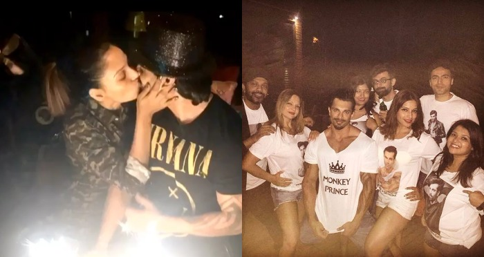 Photos: Bipasha Basu Celebrated Karan Singh Grover's Birthday In Goa With a Lip Lock and More!