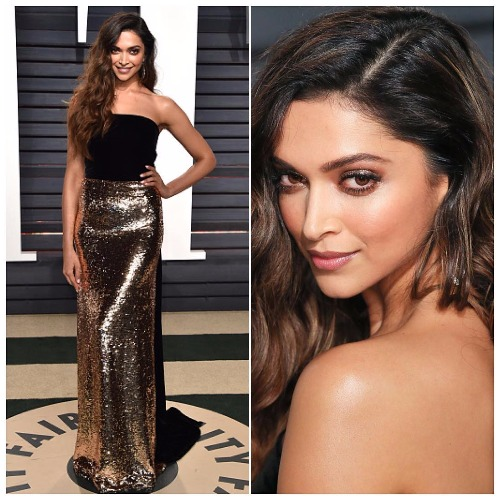 Deepika Padukone Hotness Quotient at Oscars 2017 after party