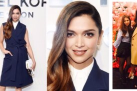 And She Makes a Thumping Comeback! Deepika Padukone Attends New York Fashion Week 2017 in Micheal Kors!