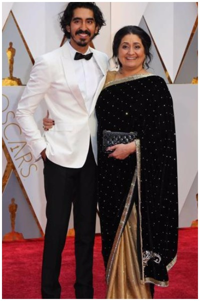 Dev Patel best dressed men at Oscars 2017