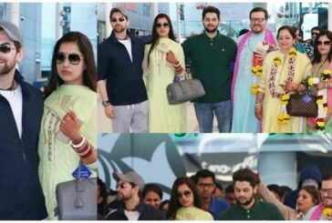 Just Married! The First Post-Marriage Pictures of Neil Nitin Mukesh and Wife Rukmini Sahay