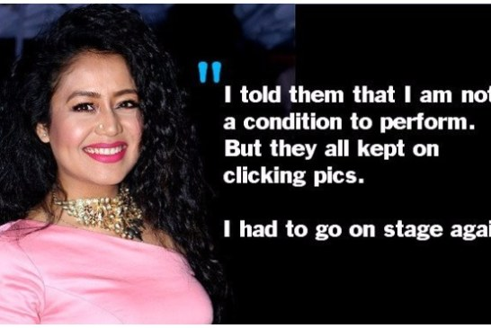 WHY? Kaala Chashma Singer Neha Kakkar Broke Down On Stage At Wedding – Regrets Being A Celebrity