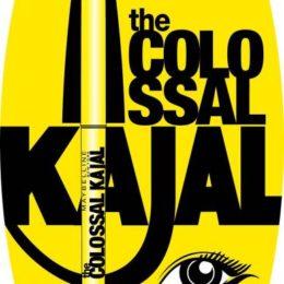 Maybelline Colossal Kajal 0.35 g (Deepest black)