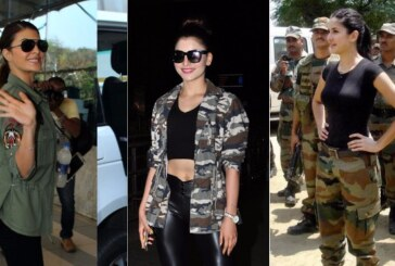 9 Top Military Inspired Celebrity Outfits You Want To Steal This Summer and Rock The Look