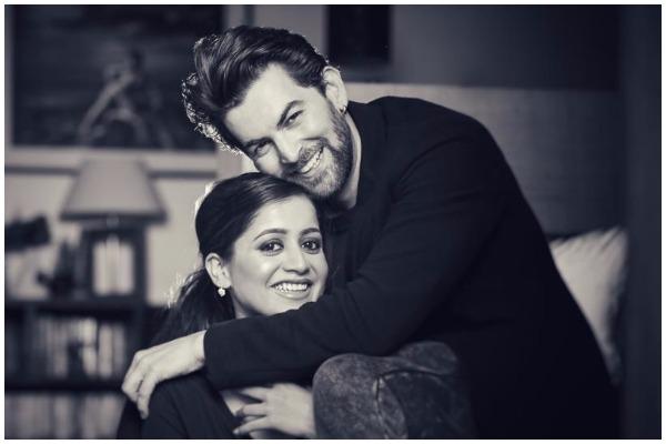 Monochromatic Pre Wedding Shoot of Neil Nitin Mukesh with Rukmini Sahay